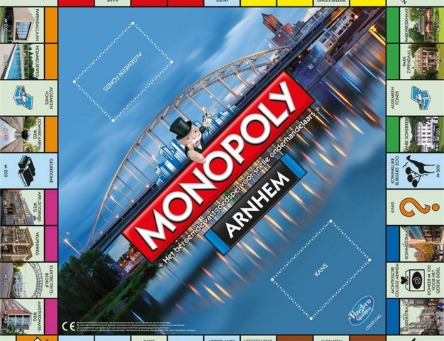 Limited Edition Monopoly Arnhem edition available now