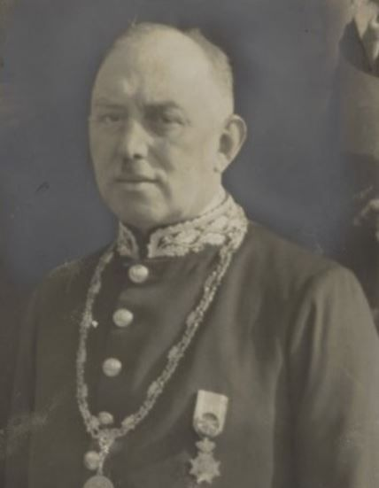 Mayor Bloemers 1934-1944.