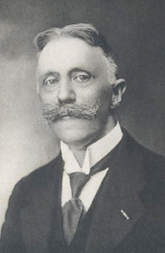 Mayor De Geer 1920-1921