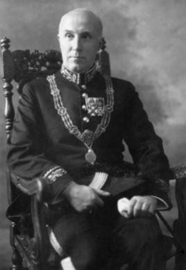 Mayor De Monchy 1921-1934