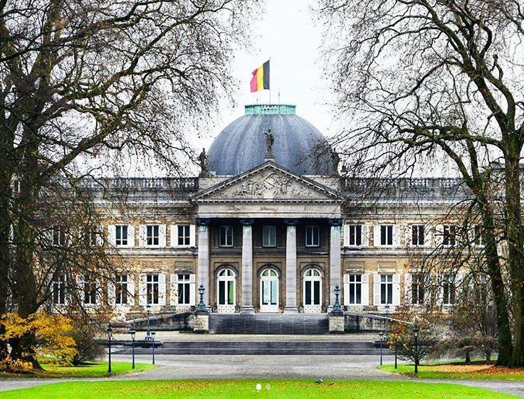 Castle of Laeken // Brussels