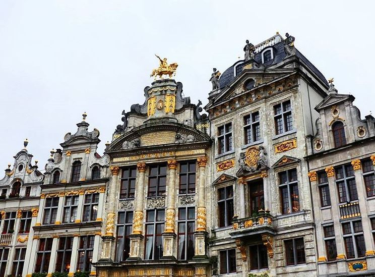 The Grand Place // Brussels