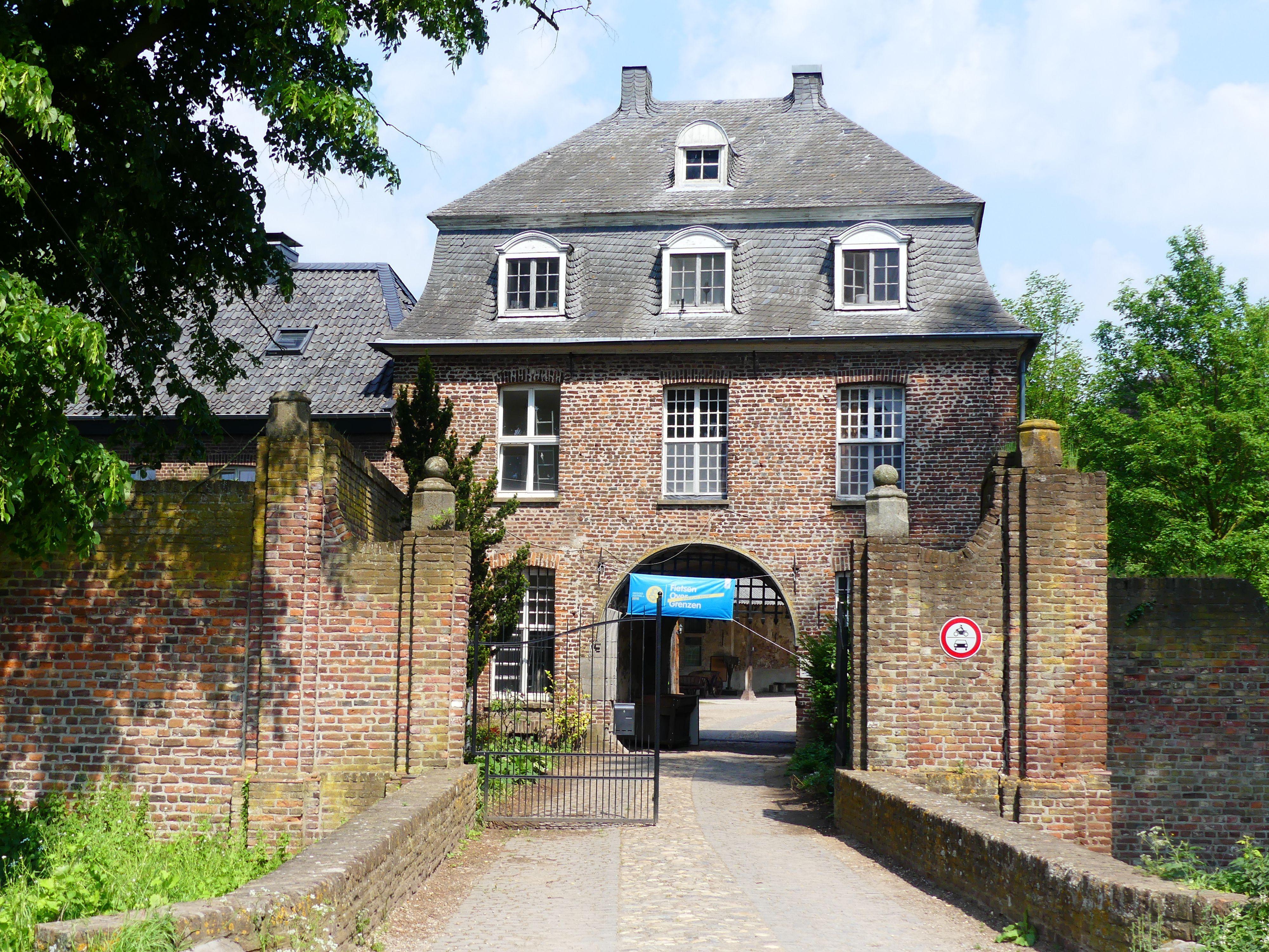 Klooster Graefenthal in Gogh, Duitsland.
